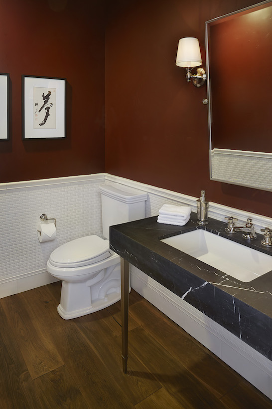 Los Altos Interior Design Company Bathroom Design