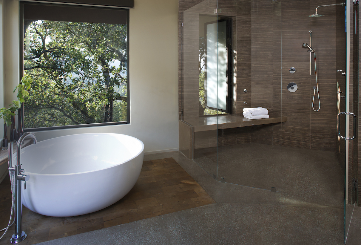 bathroom designs los gatos bay area vivian soliemani design inc