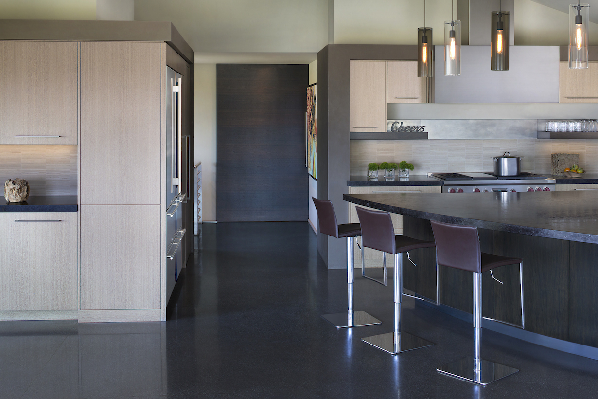 Kitchen designs los gatos bay area vivian soliemani for Kitchen design companies
