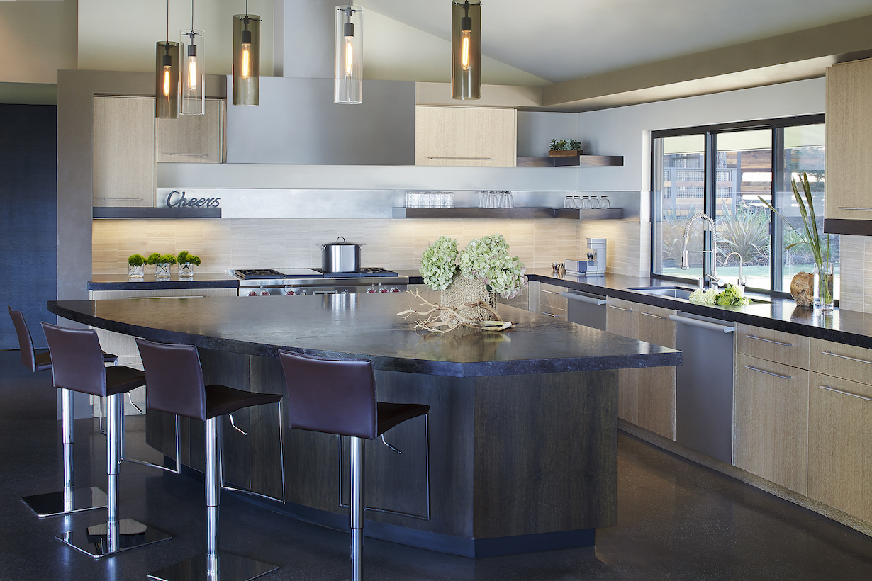 Los Gatos Interior Design Company Kitchen Projects