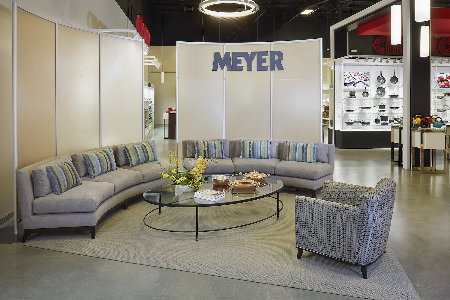 Attrayant Los Gatos Commercial Construction Interior Design MeyerLounge1xFCR2