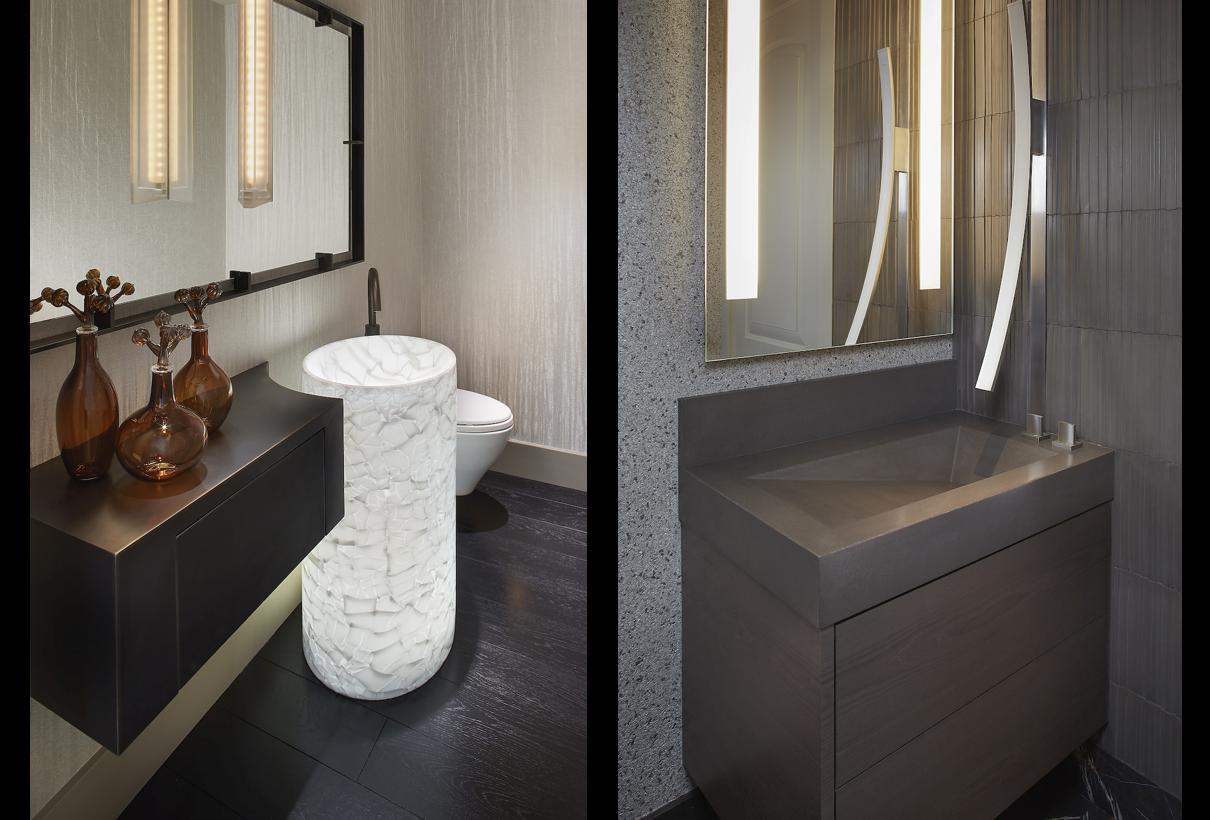 Bathroom Designs Los Gatos Bay Area Vivian Soliemani
