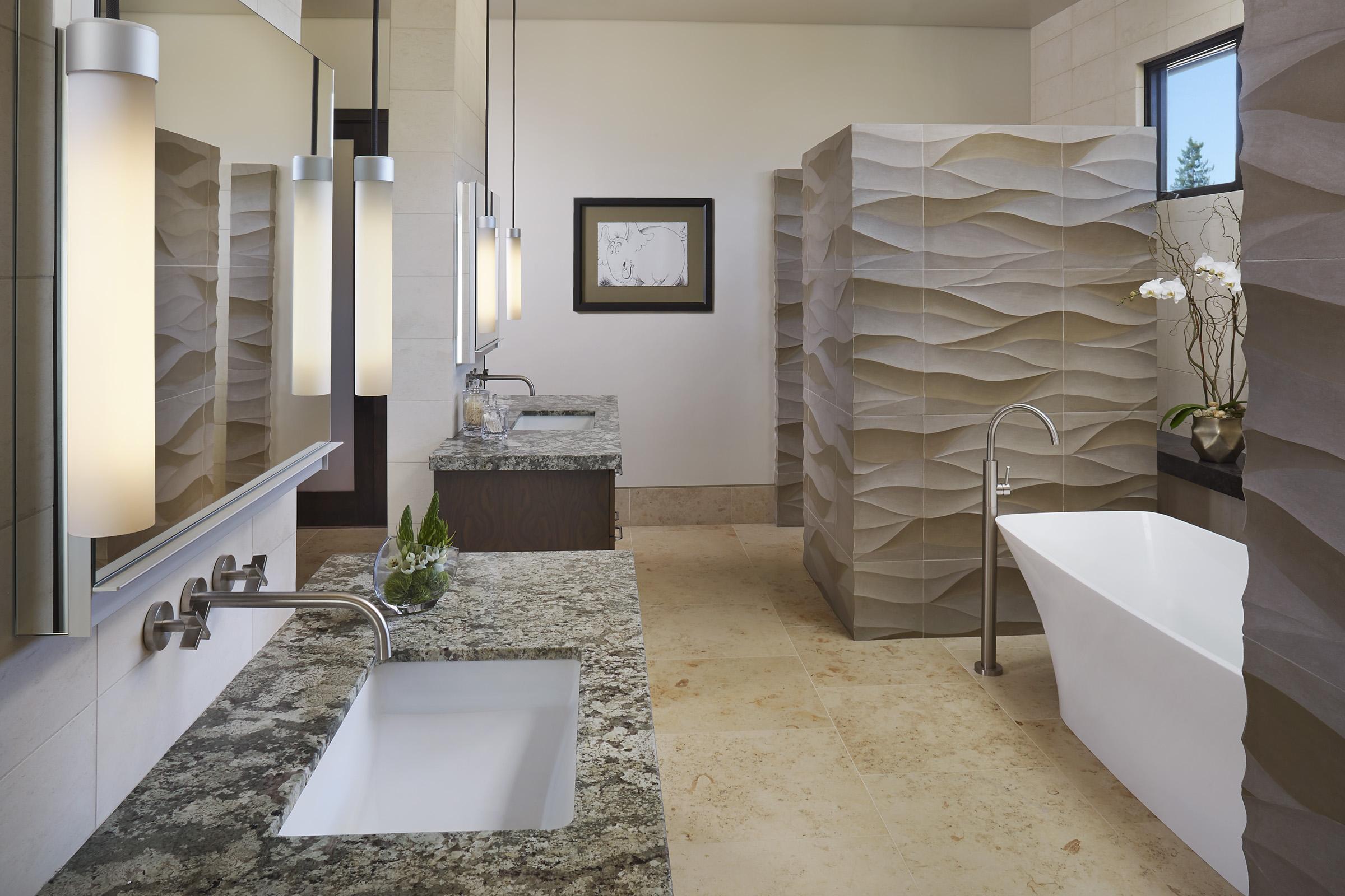 Bathroom Interior Bay Area