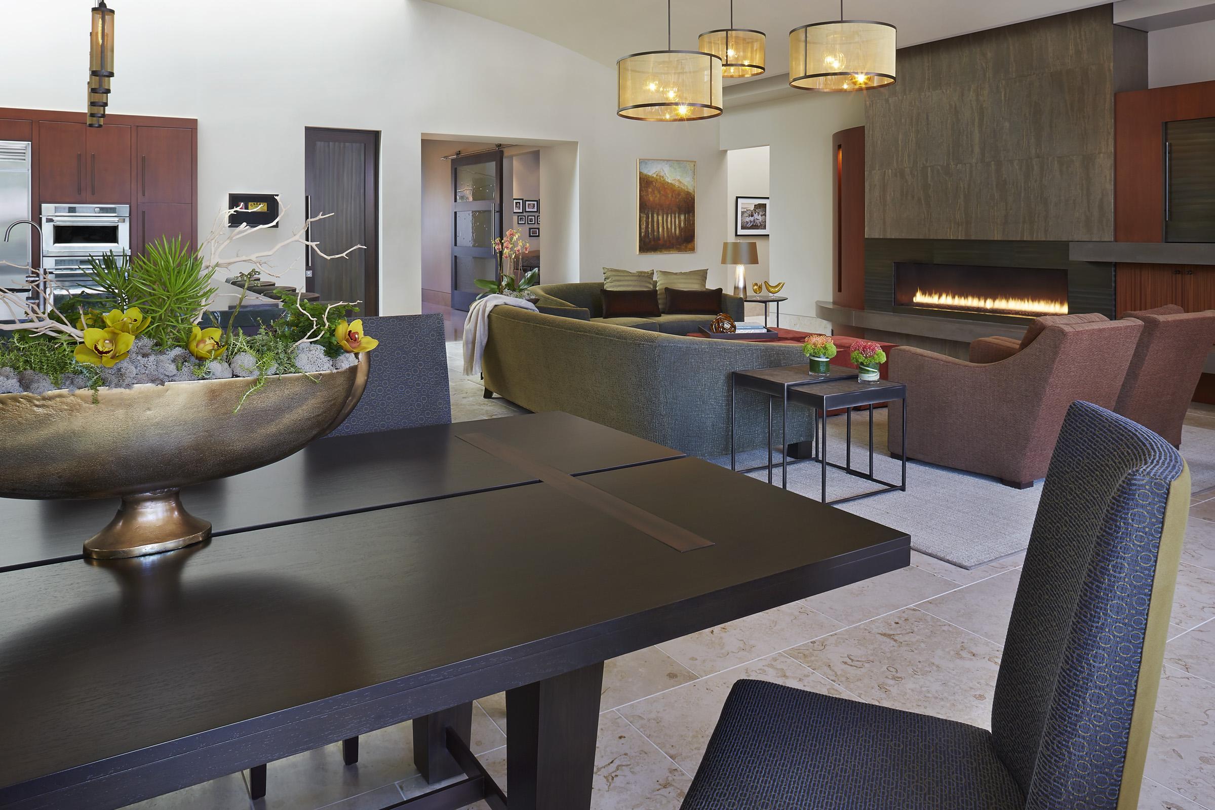 Great Room Design Los Gatos