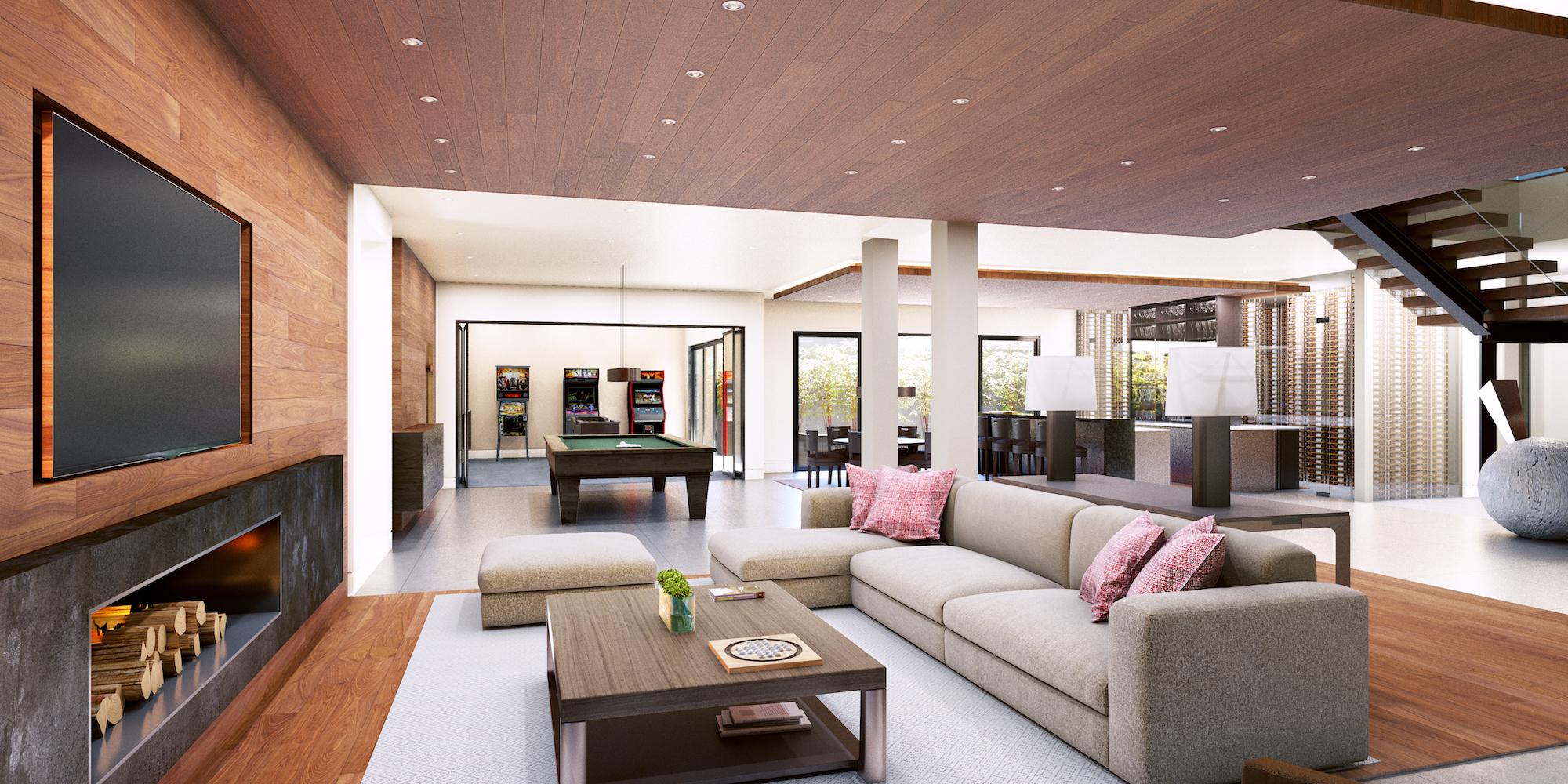 100 Interior Design Principles House Living Room