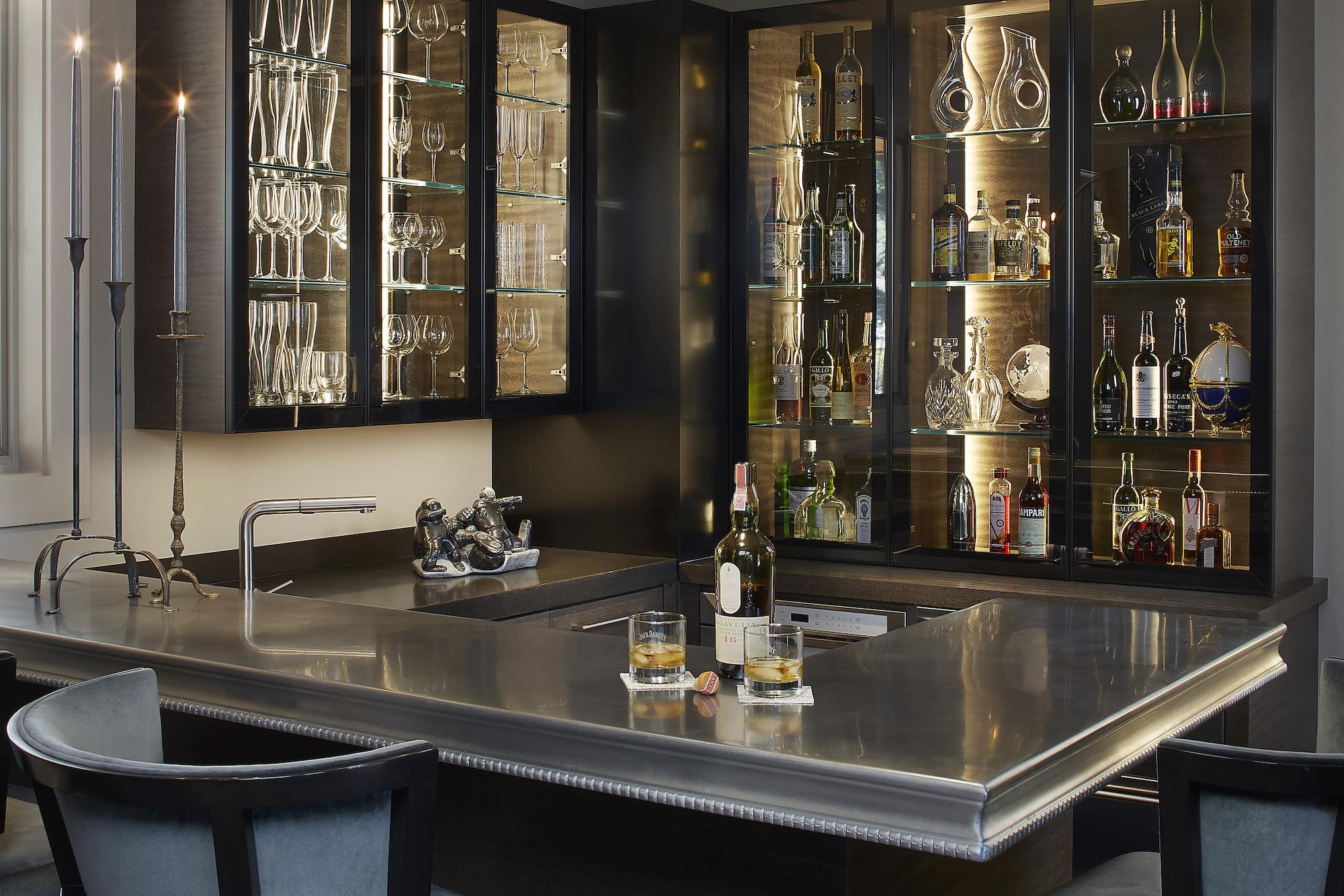 Lake Tahoe Bar interior design entertainment